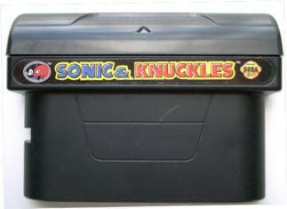 SonicnKnucklesCart